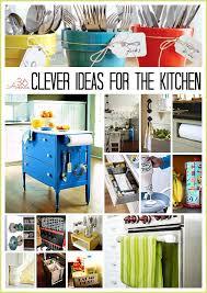 Organization Ideas For The Kitchen
