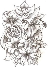 Drawings Flowers Bouquets Bouquet Drawing Tumblr