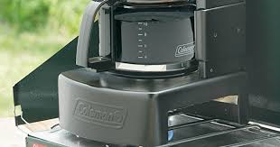 Hop On Over To Amazon Where You Can Snag This Coleman Camping Grill Top Coffeemaker For Just 29 Shipped Regularly 3927