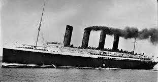When Did Lusitania Sink by The Sinking Of The Lusitania And America U0027s Entry Into World War I