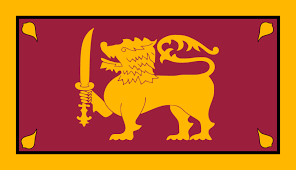 Flag Of Sri Lanka Myomi Republicsvg