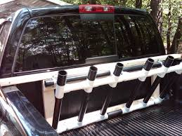 Home-made Rod Holders For Back Of Truck - The Hull Truth - Boating ... New Product Design Need Input Truck Bed Rod Rack Storage Transport Fishing Rod Holder For Truck Bed Cap And Liner Combo Suggestiont Pole Awesome Rocket Launcher Pick Up Dodge Ram Trucks Diy Holder Gone Fishin Pinterest Fish Youtube Impressive Storage Rack 20 Wonderful 18 Maxresdefault Fishing 40 The Hull Truth Are Pod Accessory Hero