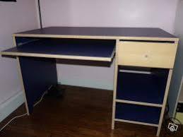 bureau bleu ikea bureau ikea occasion