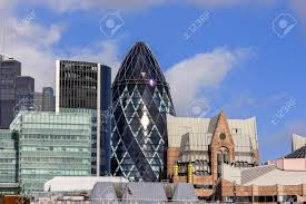 100 Architects Stirling The Gherkin Building In London Was Awarded A Royal Institute