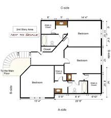 Diagram 3 Second Floor Layout Courtesy Of The State Fire Marshal Office
