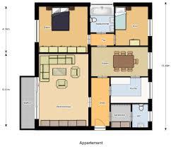 appartement mit 2 schlafzimmer balkon und garage in gronau
