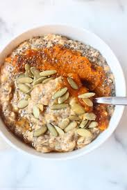 Pumpkin Pie Protein Overnight Oats by 5 Ingredient Pumpkin Pie Overnight Oats C It Nutritionally