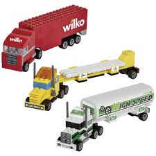 Wilko Blox High Speed Tanker Set Assortment | Wilko