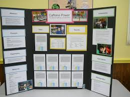 Award Winning Science Fair Project Backboard Another