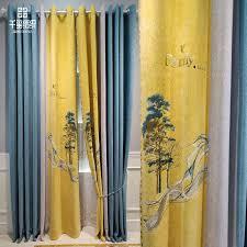nordic kaschmir nahtlose nähen vorhänge hohe ende für schlafzimmer wohnzimmer moderne minimalistischen blackout vorhänge tüll benutzerdefinierte