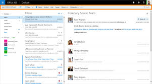 fice 365 s Outlook web interface spruces up with new features
