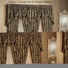 coffee tables swag valance for living room curtains for living