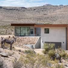 104 Mojave Desert Homes Hoogland Architecture Designs Arroyo House For Stark Site
