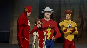 The Third Season Of CWs Flash Begins Tonight So Following Is A Repost My June 5 2012 Discussion Young Justice Episode Bloodlines