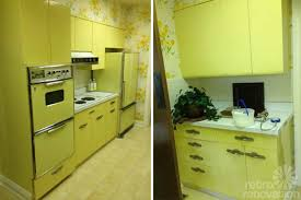 Vintage Metal Kitchen Cabinets Manufacturers by Beautycraft Kitchen Cabinets Made By Miller Metal Products Retro