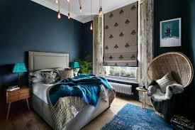 chambre bleu nuit chambre bleu adulte dcoration chambre bleu canard