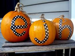 Glow In The Dark Plastic Pumpkins by 14 Prettiest Painted Pumpkins In The Patch Hgtv U0027s Decorating