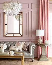 pink walls and pink room pink living room interior design living