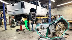 100 What Transmission Is In My Truck Swapping A Built 1000hp Into My Race