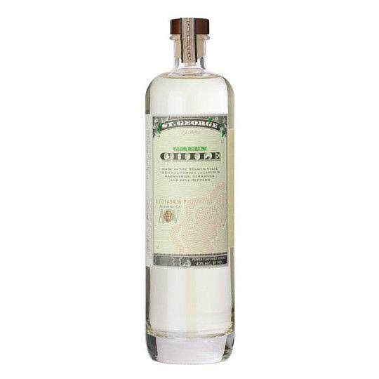 St. George Green Chile Vodka - 0.75l