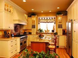 French Country Kitchen Furniture Set Decorating Ideas Picture