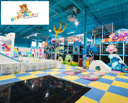 Hyper Kidz Ultimate Indoor Playground 3-Month Unlimited Season Pass For One  Child