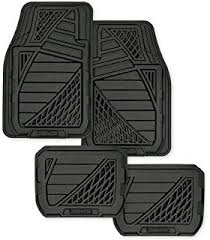 Kraco Floor Mats Canada by Amazon Com Goodyear Gy5004 Black Universal Premium Rubber And