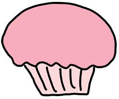 blue cupcake pink cup cake