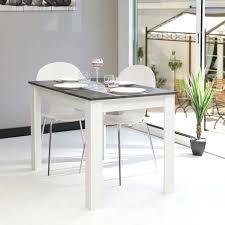 table de cuisine moderne table de cuisine avec rallonge table a manger avec rallonge