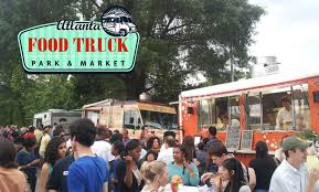 100 Food Trucks In Atlanta The Truck Park And Market Yum Truck Good Eats