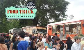 100 Food Trucks Atlanta The Truck Park And Market Yum Truck