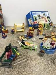 playmobil badezimmer 4285 und kinderzimmer 4287 und weiteres