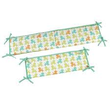 Crown Crafts Disney Baby Lion King Portable Crib Bumper Free