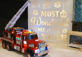 We Love The 2015 Hess Fire Truck And Ladder Rescue - Rave & Review Hess Toys Values And Descriptions 2016 Toy Truck Dragster Pinterest Toy Trucks 111617 Ktnvcom Las Vegas Miniature Greg Colctibles From 1964 To 2011 2013 Christmas Tv Commercial Hd Youtube Old Antique Toys The Later Year Coal Trucks Great River Fd Creates Lifesized Truck Newsday 2002 Airplane Carrier With 50 Similar Items Cporation Wikiwand Amazoncom Tractor Games Brand New Dragsbatteries Included