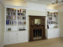 Bookcases And Cupboards For A 1930s House