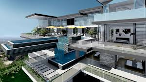 100 Cantilever Homes 70 Million Cantilever Home Features Deathdefying Pool With No