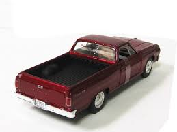 100 El Camino Truck Amazoncom NEW 124 WB MAISTO SPECIAL EDITION COLLECTION RED