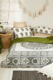schlafzimmer ideen im boho stil kleine schlafzimmer