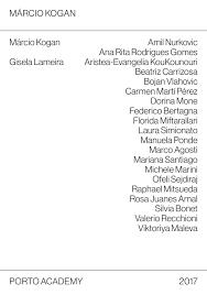 100 Marcio Kogan Plans Porto Academy 2017 Mrcio By Indexnewspaper Issuu