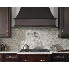 Smart Tiles Mosaik Multi by Decorating Eye Catching For Wall Option By Using Home Depot