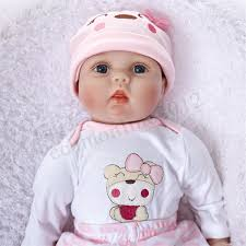 Reborn Baby Doll Stuff Lovely Real Reborn Babies Silicone Reborn