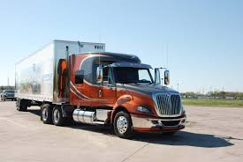100 North American Trucking Navistar Updates International ProStar TranStar Models