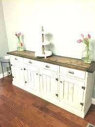 Buffet Sideboards Large Cabinet Dining Room Buffets Kitchen Furniture White