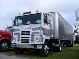 Crackerboxes And A Dodge Cabover