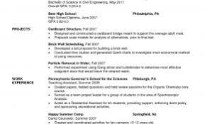 Best Resume Examples 2016 Forbes Lovely Civil Engineer Sample O