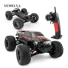 RC Car 9115 2.4G 1:12 Scale Car Supersonic Monster Truck RTR Off ...