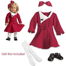 Amazoncom American Girl Kit Kits Holiday Outfit Toys Games