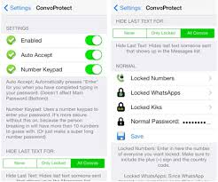 How to Hide or Lock iOS Message Threads