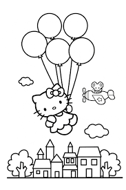 Explore Hello Kitty Coloring Pages And More