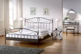 Wrought Iron Headboards King Size Beds by Bedroom Vintage Metal Bed Frame Iron Cot King Size Metal Bed